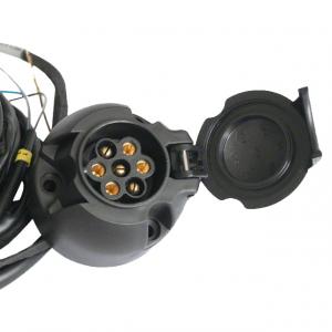 Sähkösarja, Sähkösarjan asennus, 7-Napainen, Wiring Kit